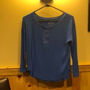 American Eagle soft and sexy long sleeve top